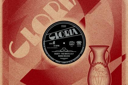 Pochette pour un album de Gloria