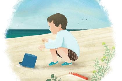 À la découverte de la plage