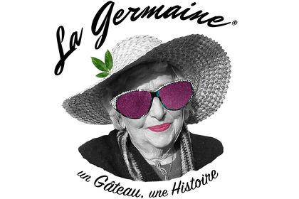 Identité visuelle - La Germaine
