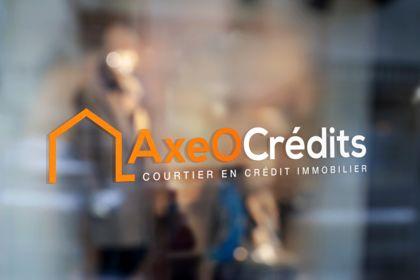 Identité graphique Courtier en crédit Immobilier