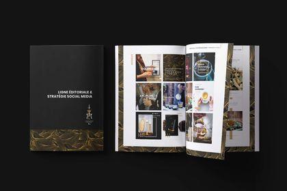 Stratégie Social Média pour marque de thé de luxe