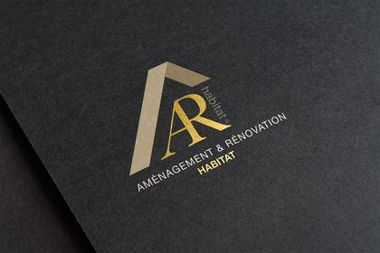 Logo pour entreprise de rénovation