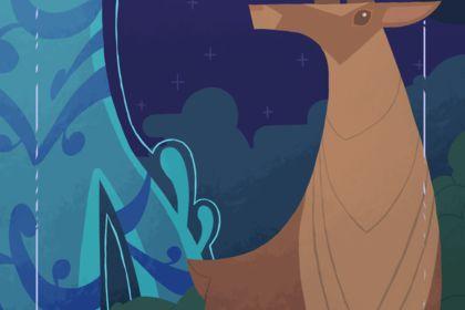 Princesse Mononoké - Poster
