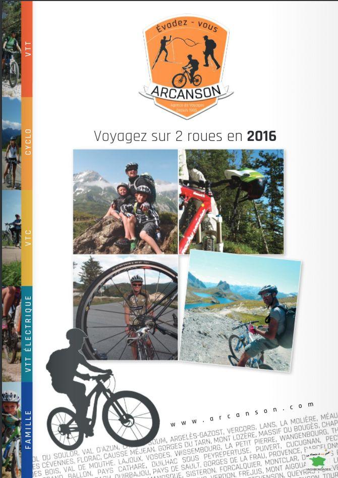 Brochure Arcanson – VTT 2016