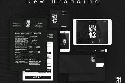 Franck Jeannin Branding