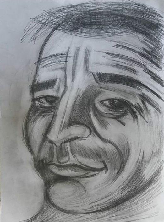 Customisation de personnage .Portrait de Mehdi
