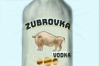 Étude pour packaging Vodka