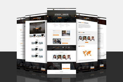 Design site FBS Banking