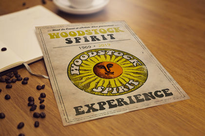 Affiche Woodstock Spirit Experience