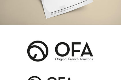 OFA Orignial French Armchair