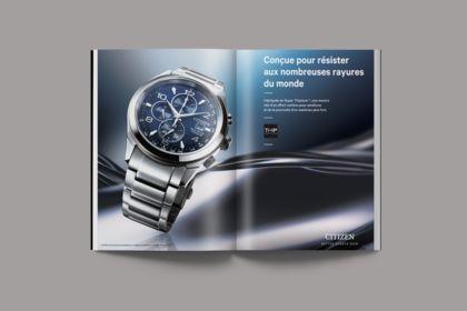 DA Montage magazine