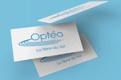 Logo pour cartes de visite