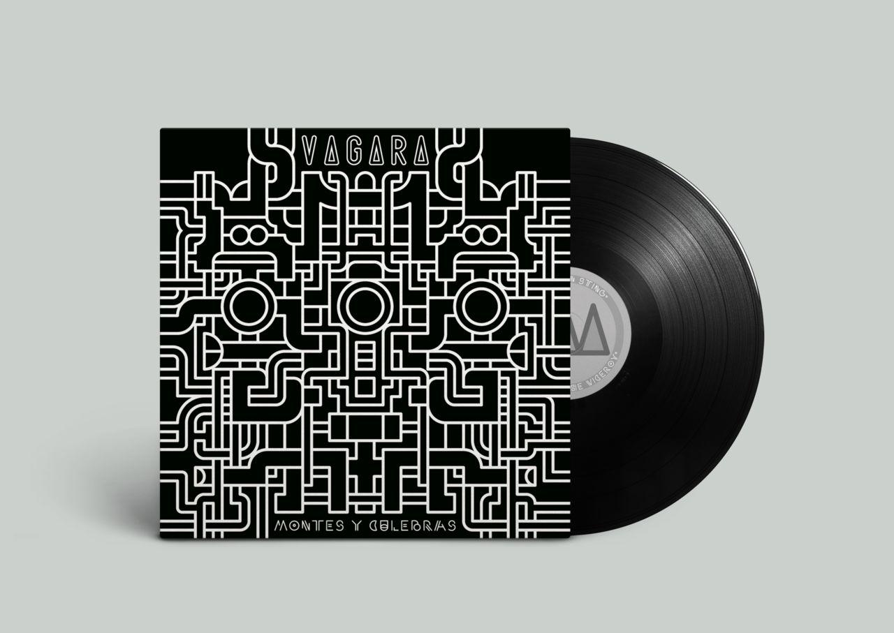 Artwork disque vinyl