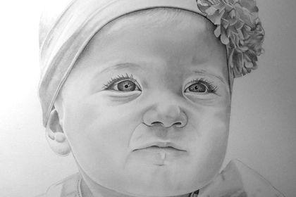 Portrait de Nourrisson A4