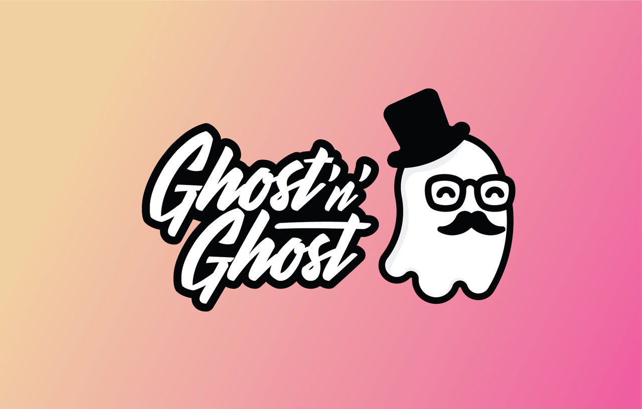 Logo Ghost'n'Ghost