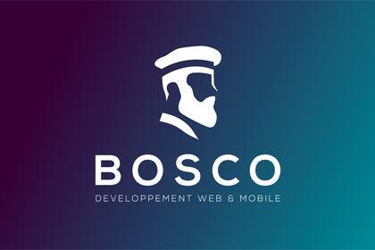 Logo agence web Bosco