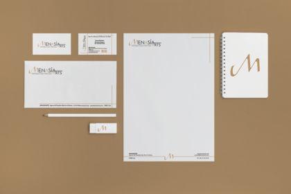 Identité visuelle Création logo & Charte graphique