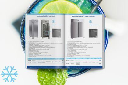 Brochure équipement professionnel restauration