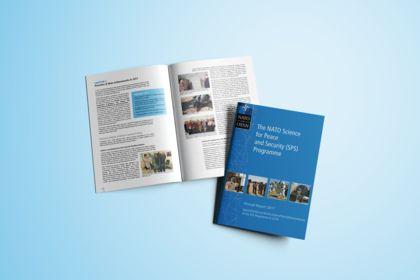 Mise en page du rapport annuel de l'OTAN