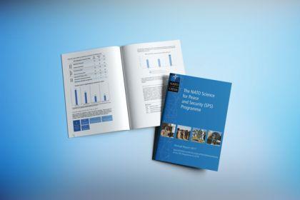 Mise en page Rapport Annuel pour l'OTAN