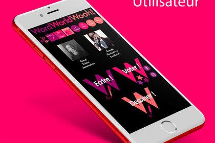 Interface Mobile App