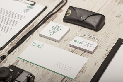 Branding Identity - Forest Protect