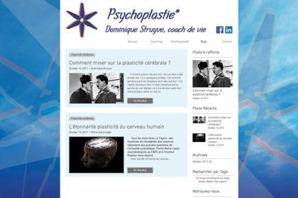 Psychoplastie® - Background et Blog