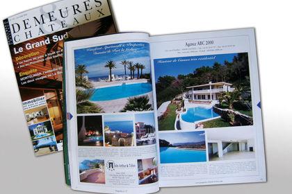 Brochure Demeures et Châteaux et Properties