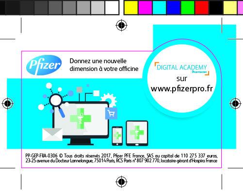 Sticker pour Pfizer