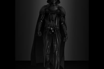 Fanart Fantasy Darth Vader