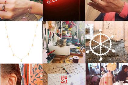 Création du feed Instagram de la marque