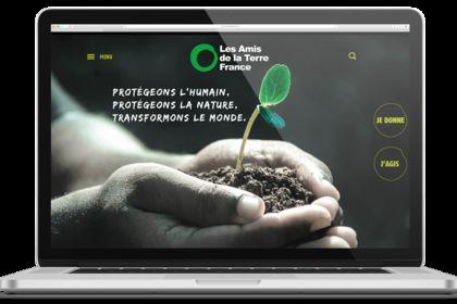 Site Les Amis de la Terre France