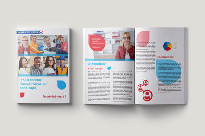 Brochure Mairie de Paris