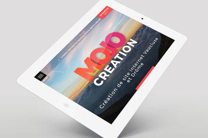 Création site internet responsive, MOJO Création