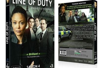 Line of Duty - France télévision Distribution