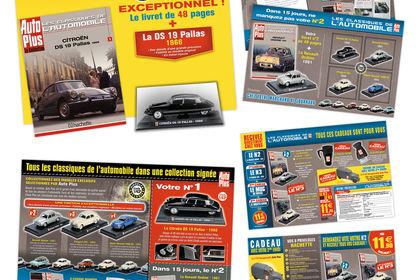 Hachette - Les classiques de l'automobile