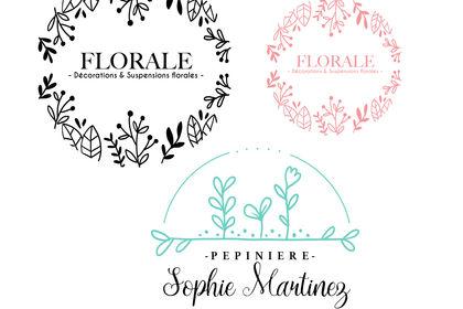 Logo floraux