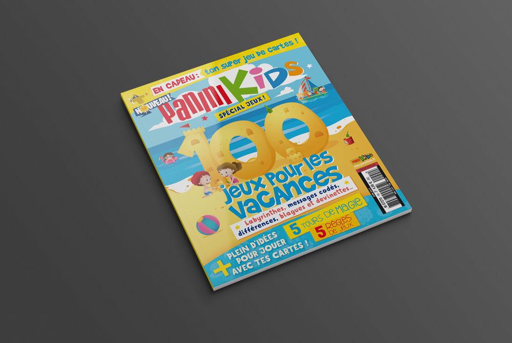 Panini Kids 100 jeux