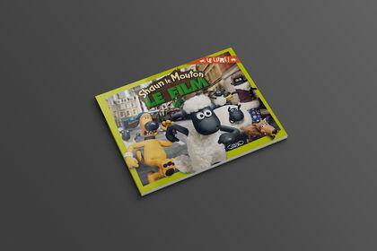 Shaun le mouton, l'album du film