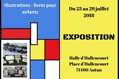 Affiche pour expo