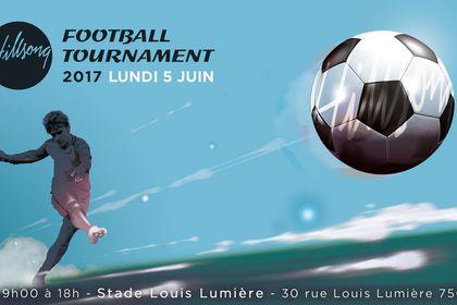 Affiche Tournois de foot
