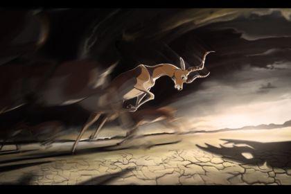 Painting _impalas
