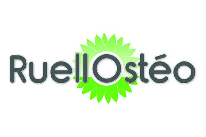 Logo RuellOstéo Cabinet d'ostéopathie