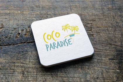 Logo Coco Paradise