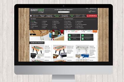 Webdesign BBV