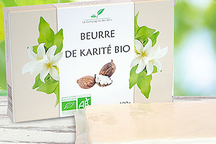 Packaging beurre de Karité