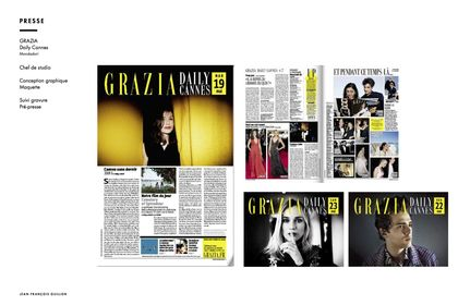 Grazia Daily Cannes