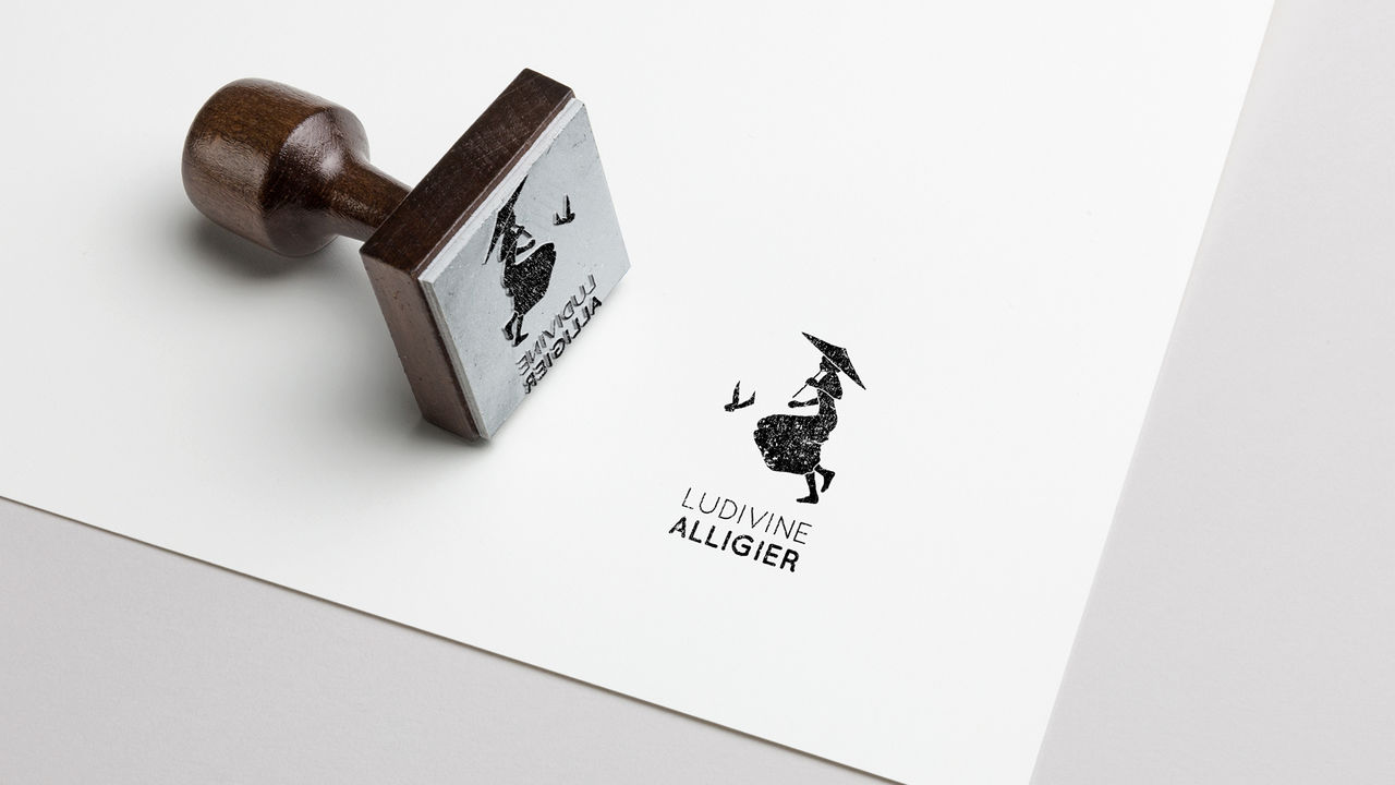 Charte graphique - Ludivine Alligier illustratrice