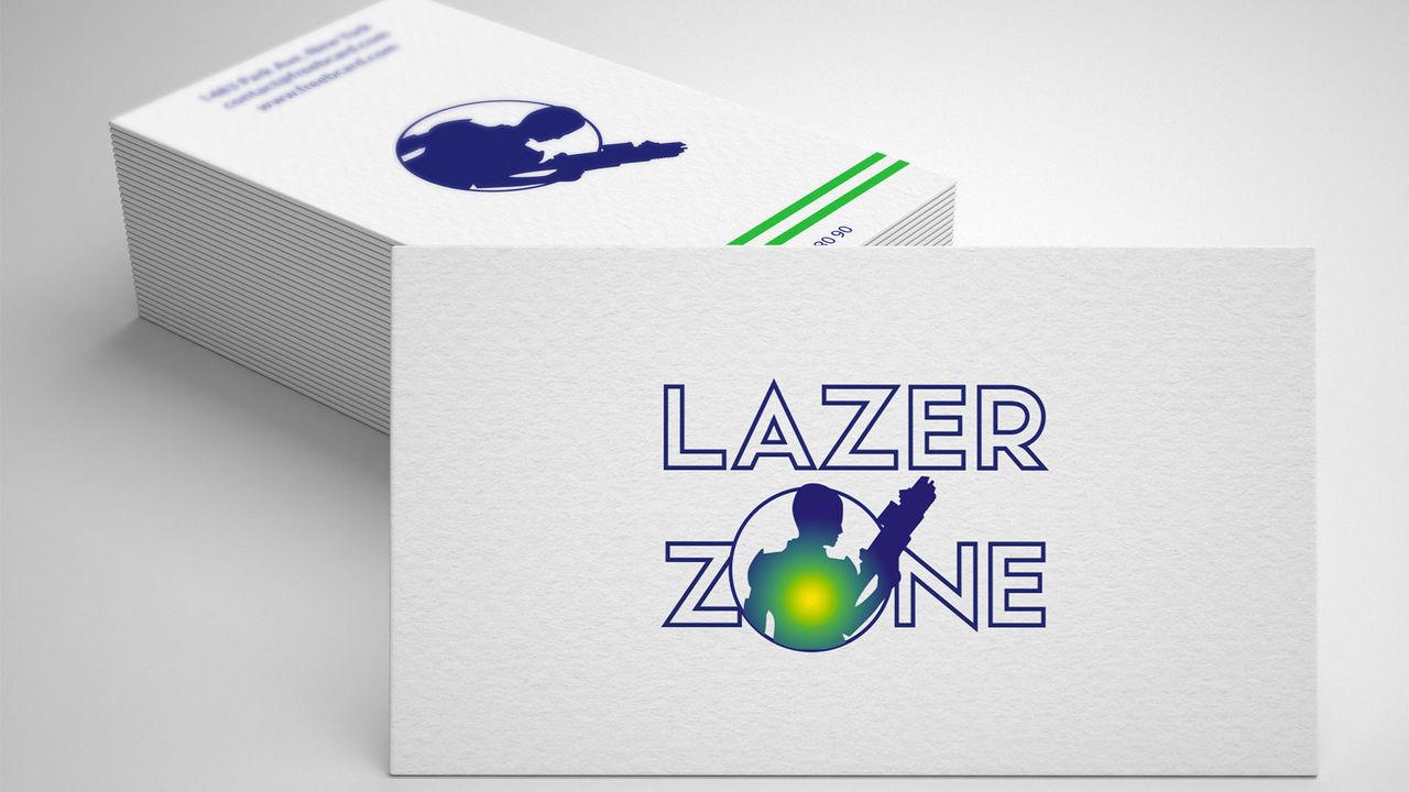 Charte graphique - Lazer Zone