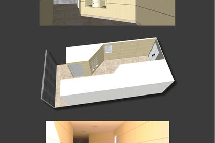 Modernisation d'un hall d'immeuble